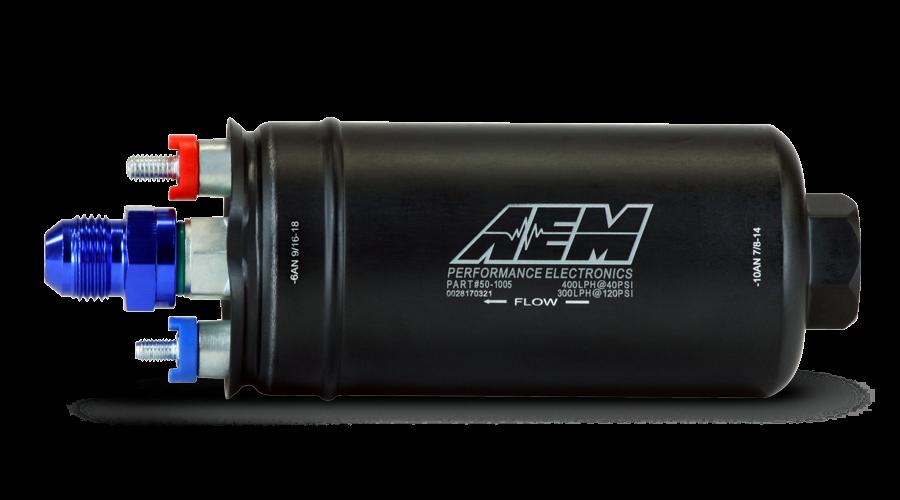 aem inline fuel pump